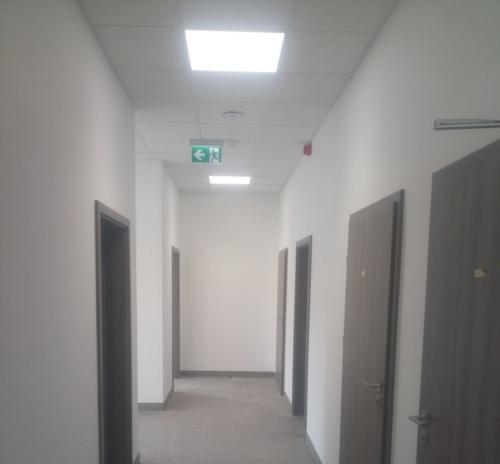 Instalacja biurowa